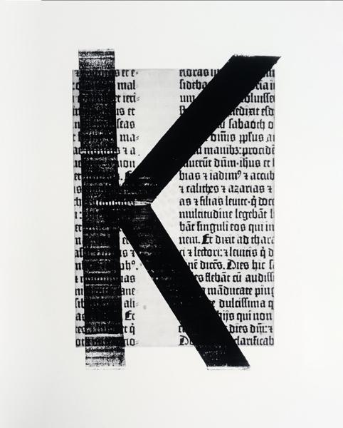 K - The Gutenberg Bible