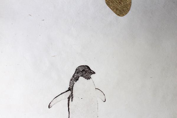 Ping Pong Penguins 1 - Detail