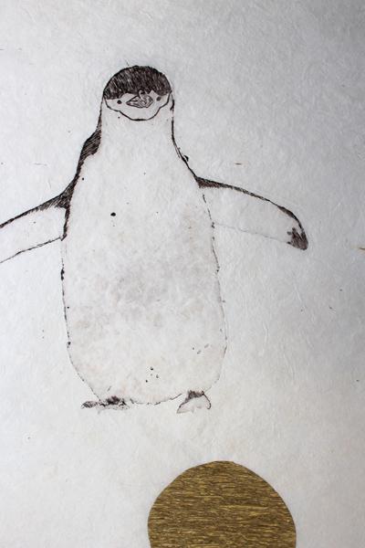 Ping Pong Penguins 3 Detail
