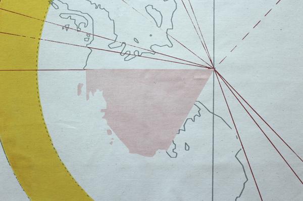 Detail - Marie Byrd Land Flag