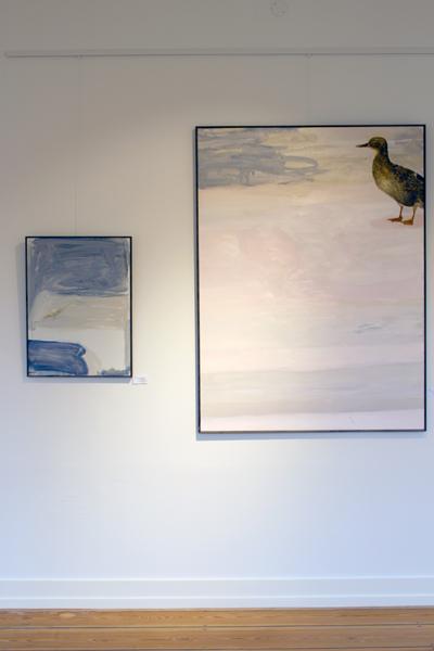 Exhibition view - Nybro Collective, Annaborg, Hillerød, Denmark