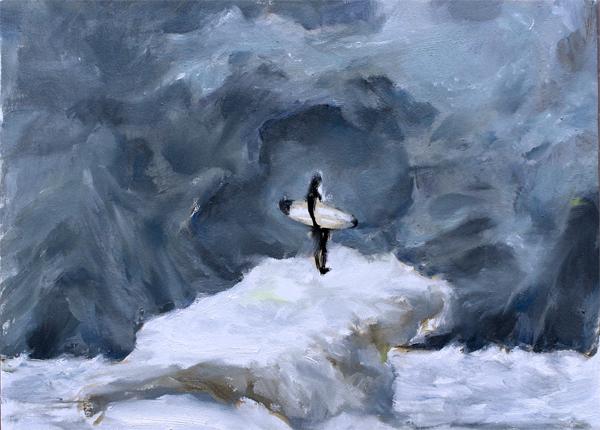 Ice Surfer