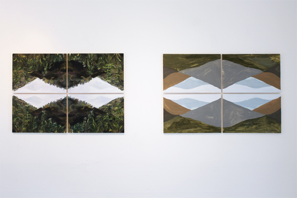 Installation view Nybro Gallery, Copenhagen, DK