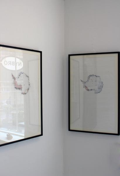 Installation view  - Gallery Nybro, Copenhagen, DK