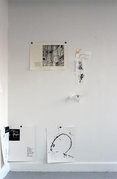 Exhibition view, Danske Grafikeres Hus, Copenhagen, DK