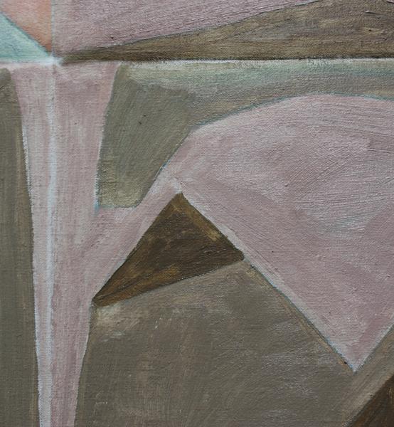 Agave Plant Plié Double Detail 2