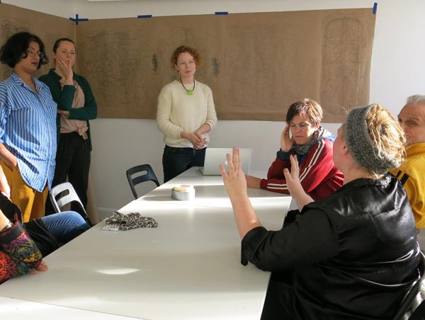 Seminar, Danske Grafikeres Hus, Copenhagen, DK