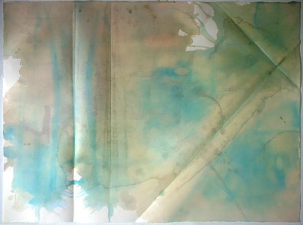 Folded Water Work I