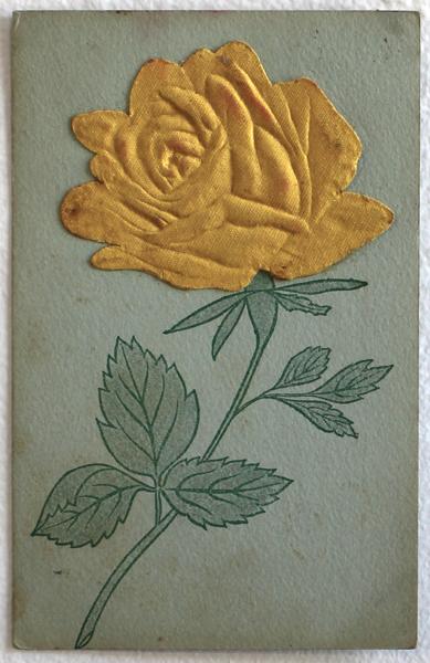 Rose Embossing