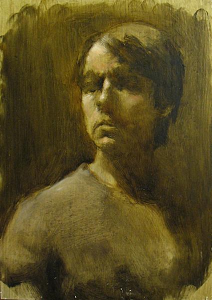 Portrait of Karl