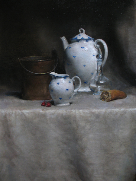 Grandmother's Tea Set