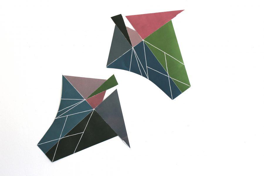 Flying thistles