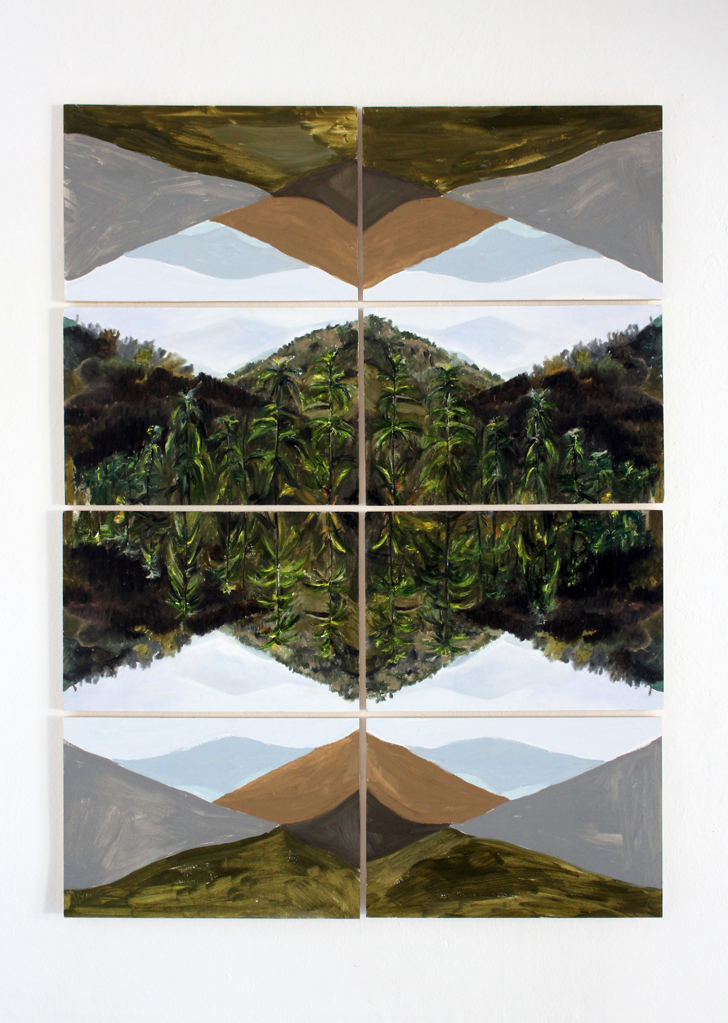 Kif Rif Reflections//Modulations II