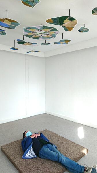 La Pulaka Ceiling Installation