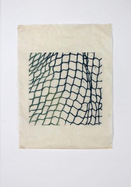 Fishing Net Repeating V