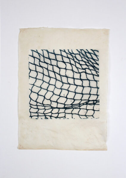 Fishing Net Repeating VII